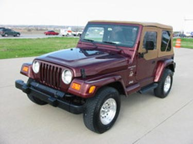 used jeep Wrangler Austin