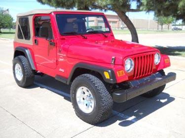 2001 jeep wrangler 4x4 sport for sale. Black Bedroom Furniture Sets. Home Design Ideas