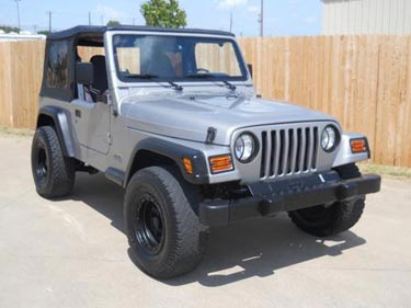 Used Jeep Wrangler for sale Austin