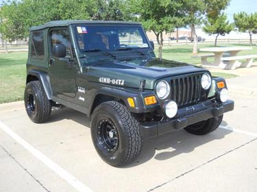 2004 Jeep Wrangler 4x4 X for Sale
