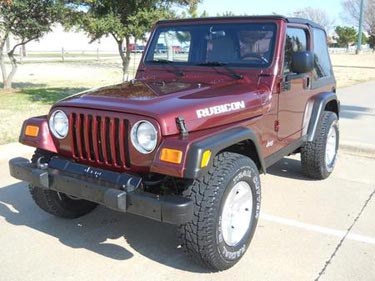 Used Jeep Wrangler for sale Fort Worth