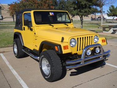 2000 Jeep Wrangler 4x4 Sport · Used Jeep Wrangler For Sale Corpus Christi