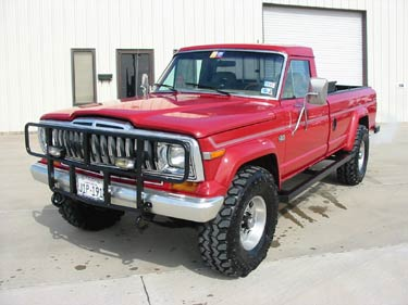 1987 Jeep J20 4x4 For Sale